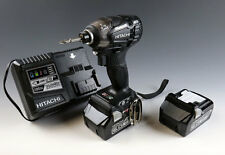 Hitachi Koki 18V cordless impact driver WH18DDL2 (NN) (B) body only From Japan