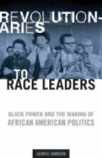 Revolutionaries to Race Leaders: Black Power and the Making of African American