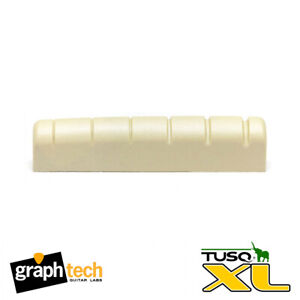 Graphtech PQL-6010-AG TUSQ XL Aged Gibson® (Electric) Style Slotted Guitar Nut
