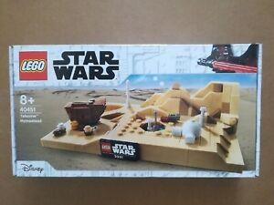 LEGO Star Wars 40451 La résidence de Tatooine (NEUF)