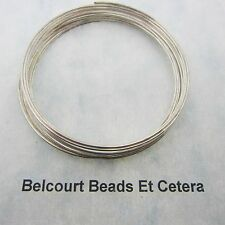 """Memory Wire Stainless Steel 2"""" Inch 10 Loops Easy to Use"""