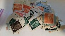Canceled Postage Stamps Spain lot of 100