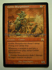 TIRATORE SCELTO GOBLIN - GOBLIN SHARPSHOOTER - MTG MAGIC