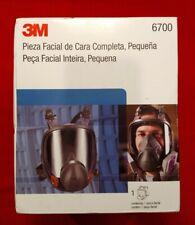 Genuine 3M 6700 FULL FACEPIECE REUSABLE RESPIRATOR SIZE SMALL  original packagin