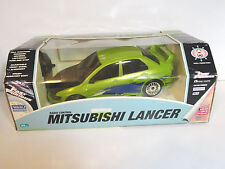 2003 Nikko Fast and the Furious Mitsubishi Lancer 49MHz Radio Control RC Car -A8