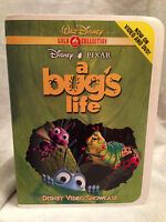 Disney Pixar A Bug's Life Figurine Video Showcase Gold Collection Happy Meal