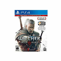 The Witcher 3: Wild Hunt Standard Edition - PlayStation 4 Video Game