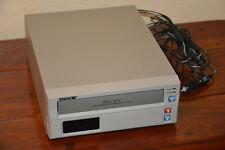 Sony SVT-DL224 12V CCTV Time Lapse VCR Videocassette Recorder TESTED WORKING