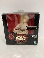 Rare Star Wars Episode I Anakin Skywalker Poseable Hasbro Figure New - Tatty Box