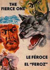 THE FEROCIOUS ONE  (1974)  * with switchable English subtitles *