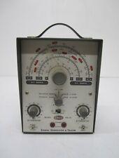 Vtg Olson Model Kb 141 Signal Generator Amp Tracer Audio Equipment As Is