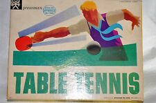 VINTAGE PRESSMAN'S  TABLE TENNIS GAME