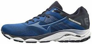 Mizuno Men's Wave Inspire 16 Road Running Shoe, True Blue, Size 12.5 cKh1