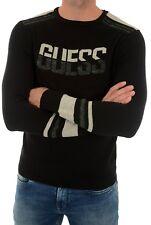 GUESS Herren Pullover mit Logo, Gr. XL