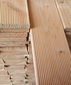 15 qm Douglasie Terrassendielen Holz Lärche 4 m Terrassenholz Holzbretter Dielen