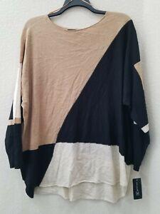 INC INTERNATIONAL CONCEPTS PLUS Size 3X Sweater*Acrylic, Nylon, Wool**Lovely*NWT
