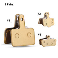 2Pairs Bicycle Disc Brake Pad for Auriga Comp Aquila Tektro Draco M355 M375 M395