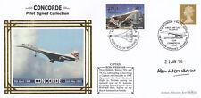 (08235) GB/ Maldives Benham Cover Concorde Captain Ron Weidner 2004 / 2006