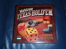 """Parker Brothers """"TEXAS HOLD EM"""" Dice Game."""