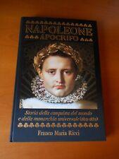 NAPOLEONE APOCRIFO STORIA DELLA CONQUISTA DEL MONDO FRANCO MARIA RICCI 1991