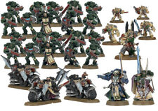 30 Minis Dark Angels Space Marines Army Dark Vengeance Box Set