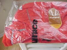 New SUNICE DARLAND WEATHER Rain Vest XL Orange