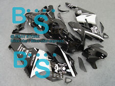 Black Glossy INJECTION Fairing Kit Set Fit Honda CBR1000RR 2004-2005 77 A3