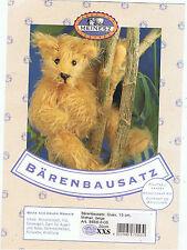 ♥ Bärenbastelpackung ♥ Bären selber machen ♥ Meinesz ♥ Quax 15 cm ♥ Mohair ♥