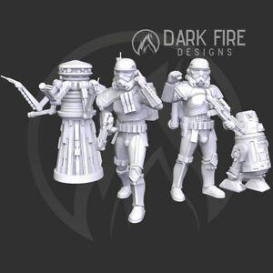 Sandtrooper specialist for star wars legion miniature
