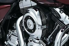 Kuryakyn Chrome Quantum Air Cleaner Filter Cover Accent Harley Touring 2014-2017