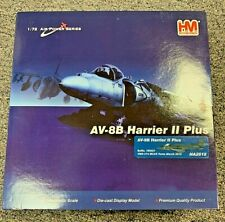 Hobby Master HA2618 AV-8B Harrier II Plus USMC VMA-214 Black Sheep MCAS Yuma AZ