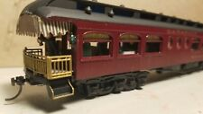 CANADIAN PACIFIC OBS CAR by PALACE CAR CO. PROFESSIONALLY BUILD CUSTOM PAINTED