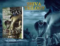 Shiva Trilogy English Book - The  Secrets of Nagas by Amish Tripathi India