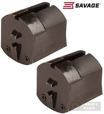 TWO SAVAGE A22 22 Magnum/WMR 10 Round MAGAZINES Rotary 47205 *FAST SHIP*!!