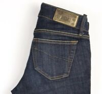 Diesel Femme Grupee Pantalons Jeans Super Slim Extensible Skinny Taille W25 L30
