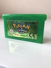 Pokemon Leaf Green - Nintendo Gameboy Advance GBA - 100% Genuine! Free Post