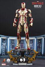 Hot Toys Iron Man Qs007 Deluxe 1/4 Mark 42 XLII