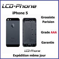 Coque arrière - Châssis + Logo + IMEI Pour iphone 5