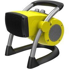 Electric Garage Heater Workplace Heating Fan Efficient Machine Air Blower Warmth