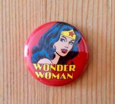 WONDER WOMAN - 1970s TV SHOW - BUTTON PIN BADGE (25mm)