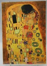 Glasses Cleaning Cloth/Microfiber Cloth/Cleaning Cloth Gustav Klimt the Kiss