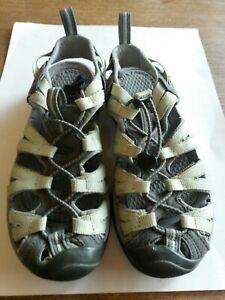 Pale green KEEN Newport sandals girls size 5.5 waterproof sport shoes hike beach