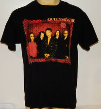 2000 Queensryche - Q 2 K World Tour Black Concert T-Shirt -Large