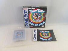 Nintendo Gameboy GB GBC GBA SP - Tiny Toon Adventurers Babs' Big Break