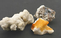 4662 Calcit Galenit Sphalerit etc Bleiberg Villach 1977 Österreich mineraux
