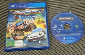 Micromachines World Series 🎮 Sony Playstation 4 PS4  Free Postage