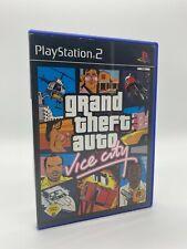 "Playstation 2 Spiel ""Grand Theft Auto - Vice City""  OVP GTA"
