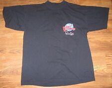 Planet Hollywood Paris Adult T-shirt, Blue, Cotton, Size M, EUC