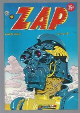 ZAP COMIX #7 CRUMB Victor Moscoso RICK GRIFFIN S Clay Wilson SPAIN Robt Williams