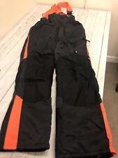 Stihl chainsaw bib and Brace trousers Dynamic des C class 1 size XL waist 41